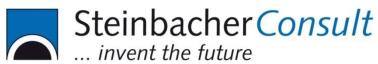 Logo Steinbacher-Consult GmbH