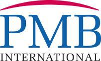 Logo Personal- und Managementberatung PMB International GmbH