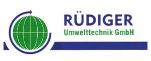 Logo Rüdiger Umwelttechnik GmbH