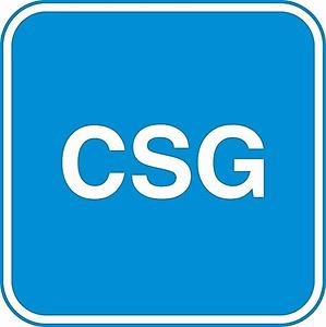 Logo CSG GmbH